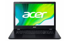 "Ноутбук Acer Aspire 3 A317-52-37NL Core i3 1005G1/4Gb/SSD256Gb/DVD-RW/Intel UHD Graphics/17.3""/HD+ (1600x900)/Eshell/black/WiFi/BT/Cam"