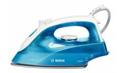Утюг Bosch TDA2610 2000Вт голубой/белый керамика palladium-glissеe