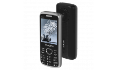 Мобильный телефон Maxvi P10 black