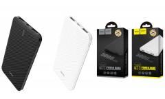 Внешний аккумулятор Hoco B37 Persistent 5000 mAh (белый)