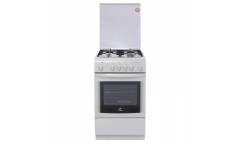 Комбинированная плита De luxe 506040.00гэ(кр) ЧР