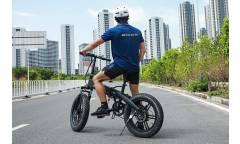 Электровелосипед Xiaomi Ado EBIKE A20F Black