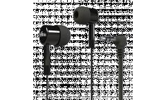 Наушники Ritmix RH-003 внутриканальные черные
