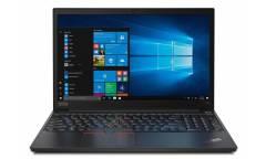 "Ноутбук Lenovo ThinkPad E15-IML T Core i5 10210U/8Gb/SSD512Gb/Intel UHD Graphics/15.6""/IPS/FHD (1920x1080)/Windows 10 Professional 64/black/WiFi/BT/Cam"
