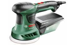 Эксцентриковая шлифовальная машина Bosch PEX 300 AE 270Вт