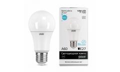 Лампа светодиодная GAUSS _A60_10W/4100K_E27 _Стандарт