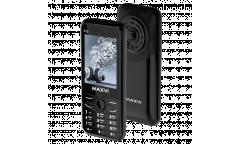 Мобильный телефон Maxvi P12 black