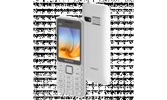Мобильный телефон Maxvi K12 white-white