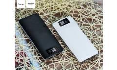 Внешний аккумулятор Hoco Flowed Power Bank B23A-15000 mAh, Белый