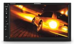 Автомагнитола Soundmax SM-CCR3703G 2DIN 4x50Вт