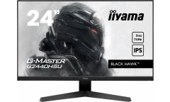 "Монитор Iiyama 23.8"" G2440HSU-B1 черный IPS LED 1ms 16:9 HDMI M/M матовая 250cd 178гр/178гр 1920x1080 DisplayPort FHD USB 3.65кг"