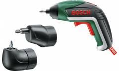 """Шуруповерт Bosch IXO V Full аккум. патрон:держатель бит 1/4"""""""