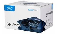 Устройство охлаждения(кулер) Deepcool CK-AM209 Soc-FM2+/AM2+/AM3+/AM4/ 3-pin 28dB Al 224gr Ret
