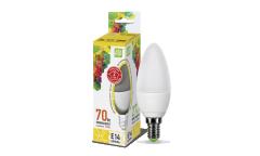 Лампа светодиодная ASD LED-СВЕЧА-standard 7.5Вт 160-260В Е14 3000К 675Лм