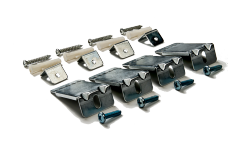 Комплект подвесов ASD LP-КПП-Д потолочный ДЛИННЫЙ для панели светодиодной