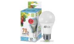 Лампа светодиодная ASD LED-A60-standard 7Вт 160-260В Е27 4000К 630Лм
