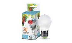 Лампа светодиодная ASD LED-ШАР-standard 3.5Вт 160-260В Е27 4000К 320Лм
