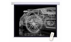 Экран Cactus 150x150см Motoscreen CS-PSM-150x150 1:1 настенно-потолочный рулонный (моторизованный привод)