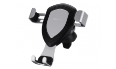 Автодержатель Xiaomi Coowoo Gravity Induction Car Phone Holder T100 (SKU3011018) Silver
