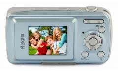 Цифровой фотоаппарат Rekam iLook S750i серый