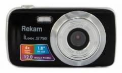Цифровой фотоаппарат Rekam iLook S950i черный