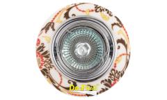Светильник точечный_DE FRAN_ FT 832 MR16 хром