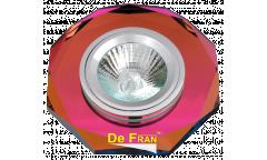 Светильник точечный_DE FRAN_ FT 846 CL MR16 прозрачное стекло