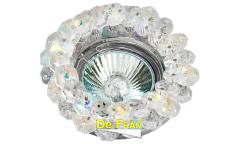 Светильник точечный_DE FRAN_ FT 860 MR16 хром+MIX