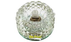 Светильник точечный_DE FRAN_ FT9283 CL G9 хром прозрачный