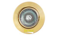 Светильник точечный_DE FRAN_ FT9222 MR16 золото