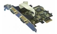 Контроллер PCI-E MS9922 2xCOM Bulk