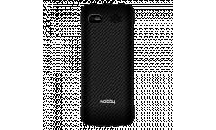 Мобильный телефон Nobby 110 черно-серый
