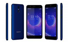 Смартфон Maxvi MS531 (Vega) blue