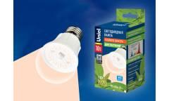 Лампа светодиодная для растений Uniel LED-A60-10W/SPFR/E27/CL