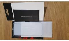_Защитное стекло Epic Case Premium для Samsung A51 Black Full Glue тех пак