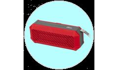 Беспроводная (bluetooth) акустика Ritmix SP-260B красная