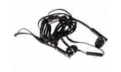 Наушники Gal HM-005bc внутриканальные с микрофоном черные