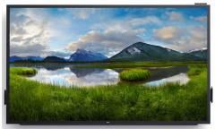 """Монитор Dell 85.6"""" (217.4см) C8618QT черный IPS LED 8ms 16:9 HDMI M/M матовая 400cd 178гр/178гр 3840x2160 D-Sub DisplayPort Ultra HD USB Touch 24.6кг"""