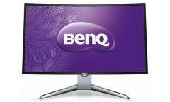 """Монитор Benq 31.5"""" EX3200R черный VA LED 16:9 HDMI матовая 300cd 1920x1080 DisplayPort FHD 9.1кг"""