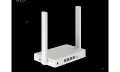 net. Keenetic DSL (KN-2010) N300 10/100BASE-TX/xDSL/4G ready белый