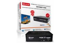 Ресивер DVB-T2 D-Color DC921HD черный
