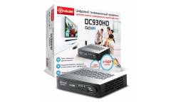 Ресивер DVB-T2 D-Color DC930HD черный