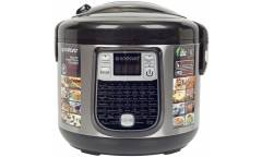 Мультиварка Endever Vita 95, черно-стальной, 5л 1000Вт 45 программ