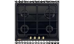 Газовая варочная поверхность Zanussi ZGG966414C черный матовый