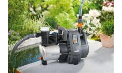 Садовый насос напорный Gardena 6000/6 inox Premium 1300Вт 6000л/час