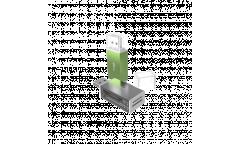Картридер USB2.0 - MicroSD/SD Ritmix CR-2042 зеленый