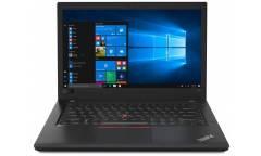 "Ноутбук Lenovo ThinkPad T480 Core i7 8550U/8Gb/SSD256Gb/Intel UHD Graphics 620/14""/IPS/FHD (1920x1080)/4G/Windows 10 Professional 64/black/WiFi/BT/Cam"