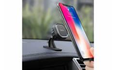 Автодержатель Hoco CA53 Intelligent dashboard in-car holder (черно-серый)