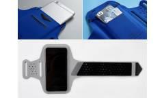 Спортивный чехол на руку Xiaomi Guilford ( 4.7 - 5.2 дюймов), Blue CN