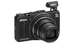 Цифровой фотоаппарат Nikon CoolPix S9700 черный